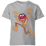 Disney Die Muppet Show Das Tier Classic Kinder T-Shirt - Grau