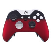 Xbox One Elite Controller - Polar Red Shadow Edition