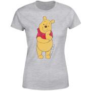 Disney Winnie The Pooh Classic Women's T-Shirt - Grey