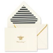 Kate Spade Notecard Set - What's The Buzz?