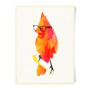 Robert Farkas Punk Bird Art Print