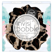 invisibobble Sprunchie Spiral Hair Ring Scrunchie - Purrfection