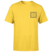 Camiseta Native Shore Lax Free Surf - Hombre - Amarillo