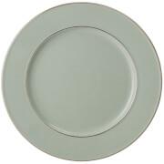 Bloomingville Spring Stoneware Plate - Green