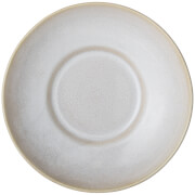 Bloomingville Carrie Stoneware Serving Bowl - Nature