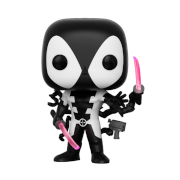 PIAB EXC Venompool Back In Black Pop! Vinyl Figure