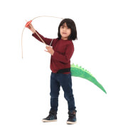 TellTails Wearable Clever Crocodile Tail for Kids