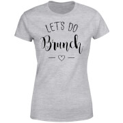 Lets Do Brunch Women's T-Shirt - Grey