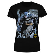 DC Comics Batman Urban Legend Dames T-shirt - Zwart
