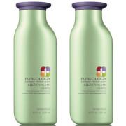 Pureology Clean Volume Colour Care Shampoo Duo 250ml