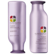 Pureology Hydrate Colour Care Shampoo and Conditioner Duo 250ml