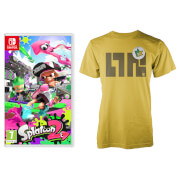 Splatoon 2 + Splatoon SquidForce T-Shirt