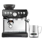 Sage BES875BKS the Barista Express Coffee Machine - Black Sesame