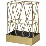 Broste Copenhagen Silje Brass Vase - Castlerock