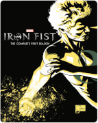 Marvel's Iron Fist Temporada 1 - Steelbook Edición Limitada de Zavvi (Exclusivo UK)