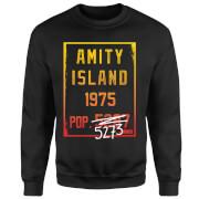 Jaws Amity Surf Shop Sweatshirt - White