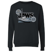 Jaws Orca 75 Women's Sweatshirt - Black