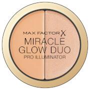 Max Factor Miracle Glow Duo Highlighter - 20 Medium