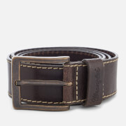 Wrangler Men's Stitched Belt - Brown