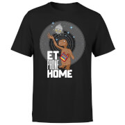 E.T. Phone Home T-shirt - Zwart