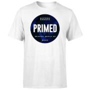 Camiseta Primed Stamp - Hombre - Blanco