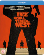 Once Upon a Time in the West - Zavvi Exclusive Limited Edition Steelbook