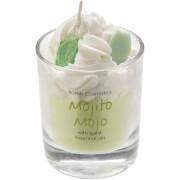 Bomb Cosmetics Mojito Mojo Piped Candle
