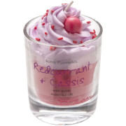 Bomb Cosmetics Redcurrant & Cassis Piped Candle