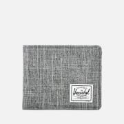 Herschel Supply Co. Men's Roy Wallet - Raven Crosshatch