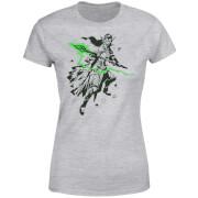 T-Shirt Femme Nissa Design - Magic : The Gathering - Gris