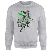 Magic The Gathering Nissa Character Art Pullover - Grau