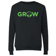 Magic The Gathering Grow Women's Sweatshirt - Black