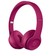Beats by Dr. Dre Solo3 Wireless Bluetooth Kopfhörer - Ziegelrot