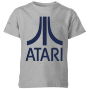 Atari Logo Kids' T-Shirt - Grey