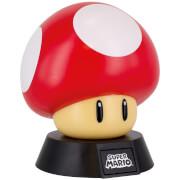 Veilleuse Super Champignon 3D - Super Mario