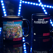 Super Mario Kart Heat Change Mug