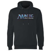 Magic The Gathering 93 Vintage Logo Hoodie - Black