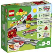 LEGO DUPLO Town: Eisenbahn Schienen (10882)