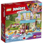 LEGO Juniors Friends: Stephanies Haus am See (10763)