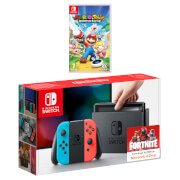 Nintendo Switch Mario + Rabbids Kingdom Battle Pack