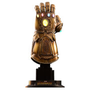 Hot Toys Avengers Infinity War Accessories Collection Series Replica 1/4 Infinity Gauntlet 17cm