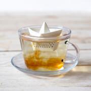 Paper Boat Tea Infuser