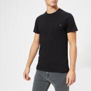 Edwin Men's Pocket T-Shirt - Black