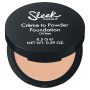 Sleek MakeUP Creme to Powder Foundation 8.5g (Various Shades)