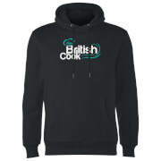 British Cook Green Hoodie - Black