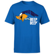 Looney Tunes Road Runner Beep Beep Men's T-Shirt - Royal Blue