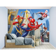 Walltastic Spiderman Wall Mural