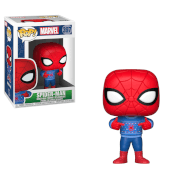 Marvel Holiday - Spider-Man with Ugly Sweater Pop! Vinyl Figure