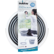 Beldray Collapsible 10 Litre Bucket
