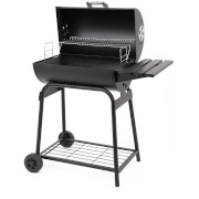 Tepro Fitchburg Barrel Grill - Black